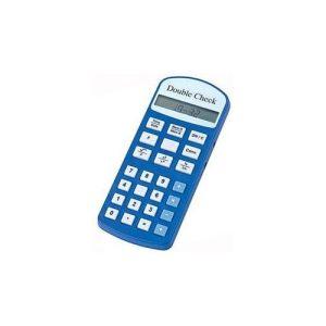 Kalkulator Double Check
