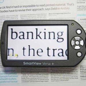 SmartView Versa+