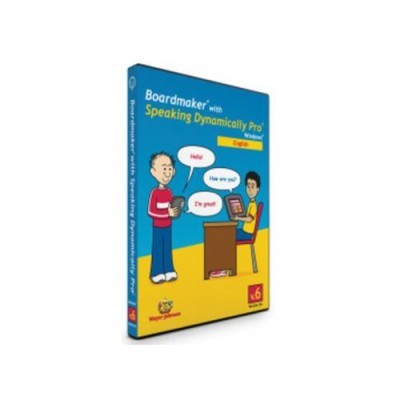 Boardmaker & Speaking Dynamically Pro