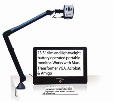 Acrobat Long arm monitor
