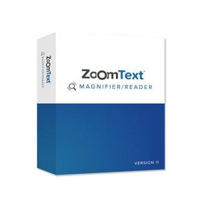 ZoomText MagReader