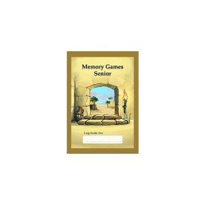 Memory Games Senior