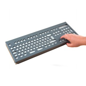 Klawiatura z ramką (Guarded Keyboard)