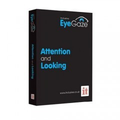 Inclusive Eye Gaze: Attention and Looking