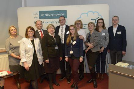 Dr Neuronowski – po Konferencji w Warszawie
