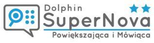 SuperNova Powiększająca i Mówiąca