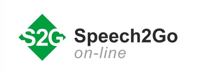 Speech2Go online