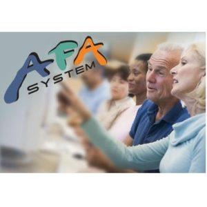 AfaSystem w wersji dla pacjenta