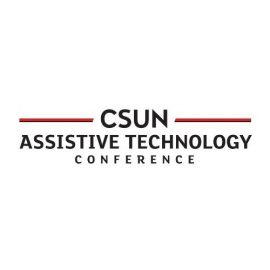 Harpo na konferencji CSUN AT w Anaheim, USA