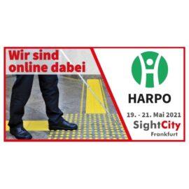 Harpo na wirtualnych Targach SightCity 2021